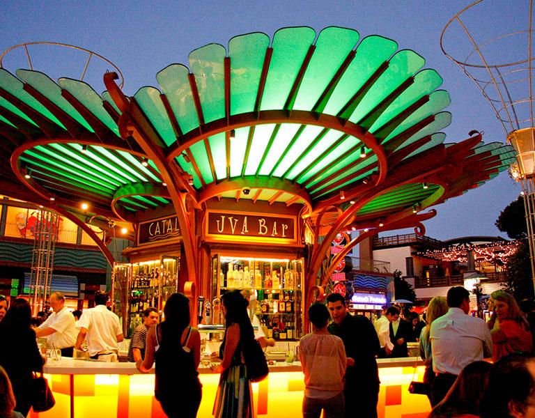 Downtown Disney Nightlife