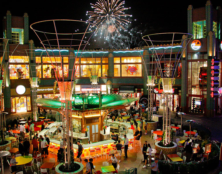 Downtown Disney Nightlife