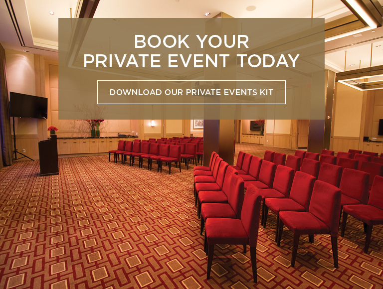 Book Your Private Event Today | Download Our Private Events Kit | MetLife Building, NYC