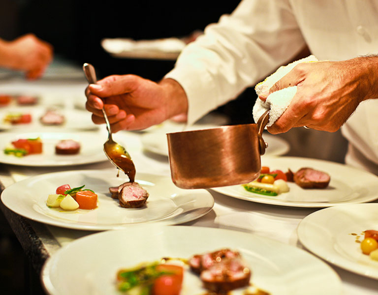 Patina Restaurant Group Catering NYC