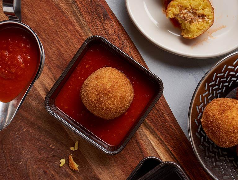 Arancini appetizers | Italian Dining at Walt Disney World