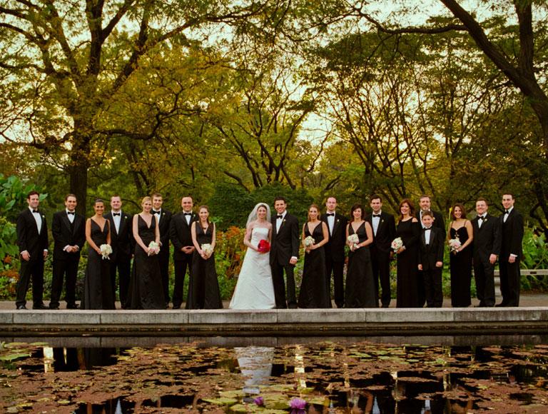 Botanic Garden Wedding