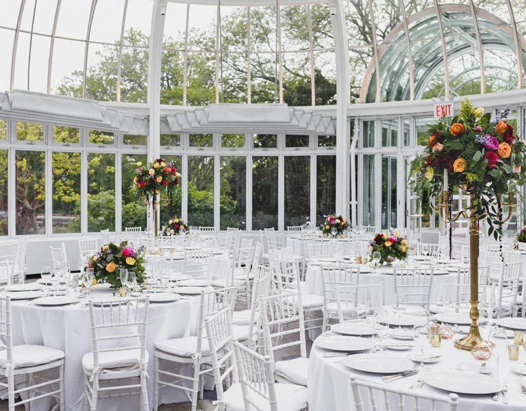 Brooklyn Botanic Garden Wedding