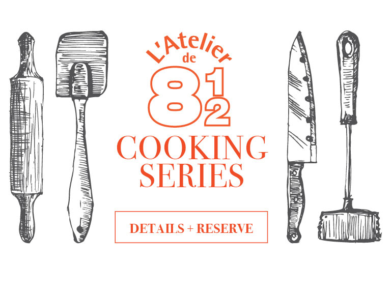 L'Atelier de 8.5 Cooking Series