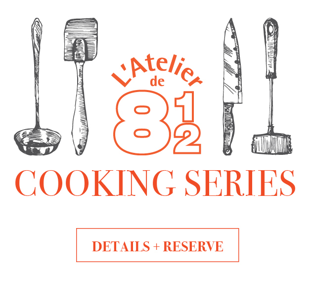 L'Atalier Cooking Class