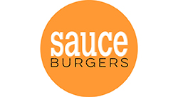 Sauce Burgers logo
