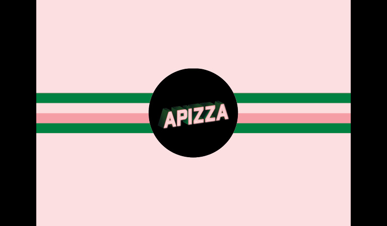 APIZZA is located at Hub Hall in Boston, MA
