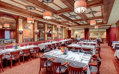 French Restaurant Los Angeles Music Center
