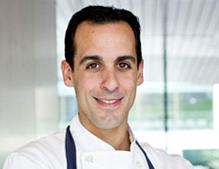 Pastry Chef Richard Capizzi
