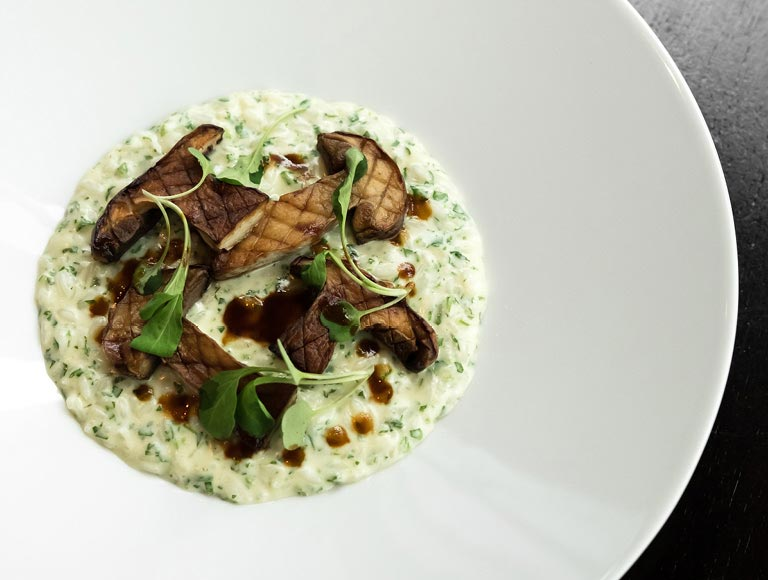 Risotto, Fine Dining, NYC