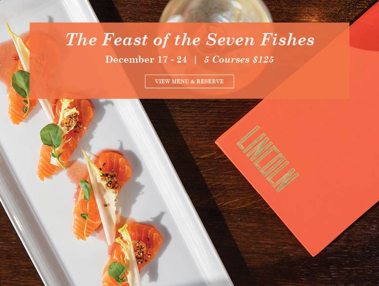 View menu and reserve for Feast of the Seven Fishes | December 17-24