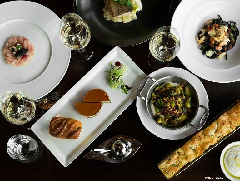 Italian Dinner, Lincoln Center, NYC