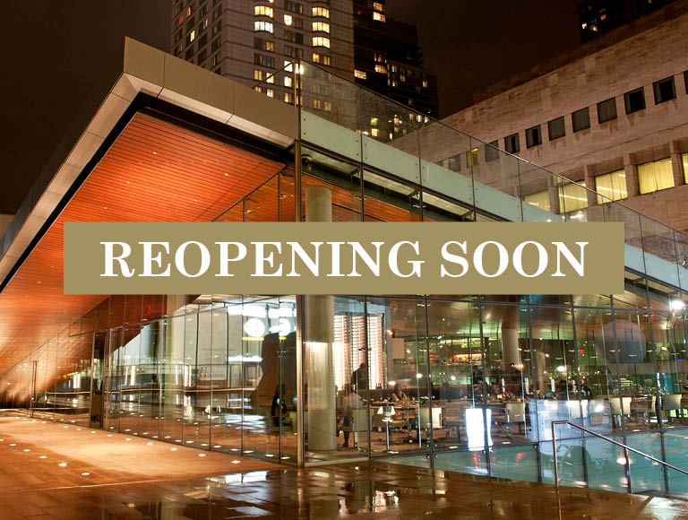 Lincoln Ristorante Reopening Soon