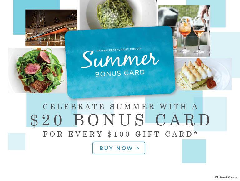 Summer Bonus Card 2017