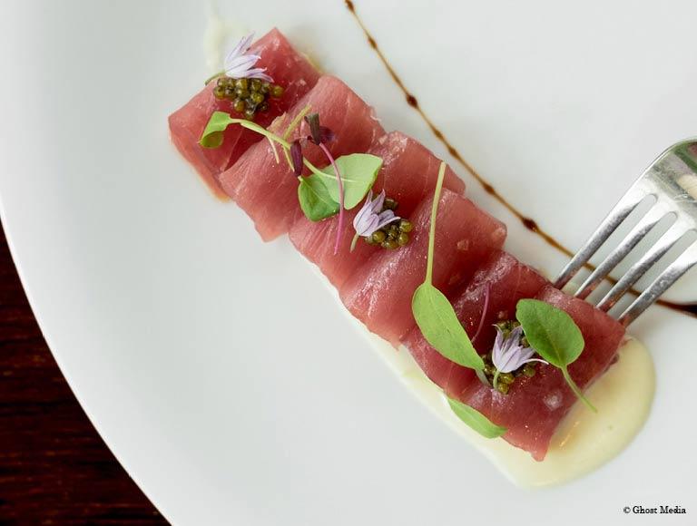 Tuna Crudo