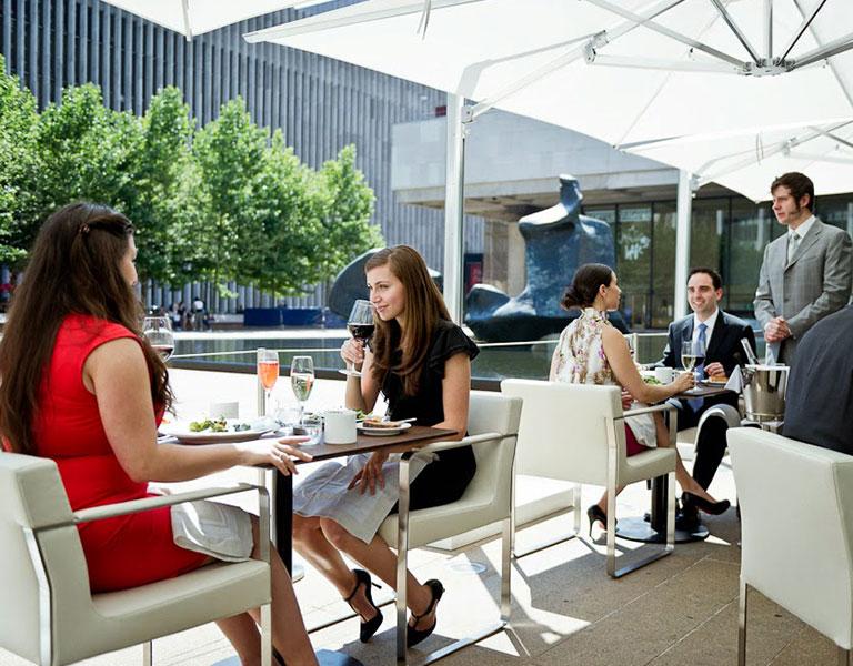 Best Restaurants Near Lincoln Center