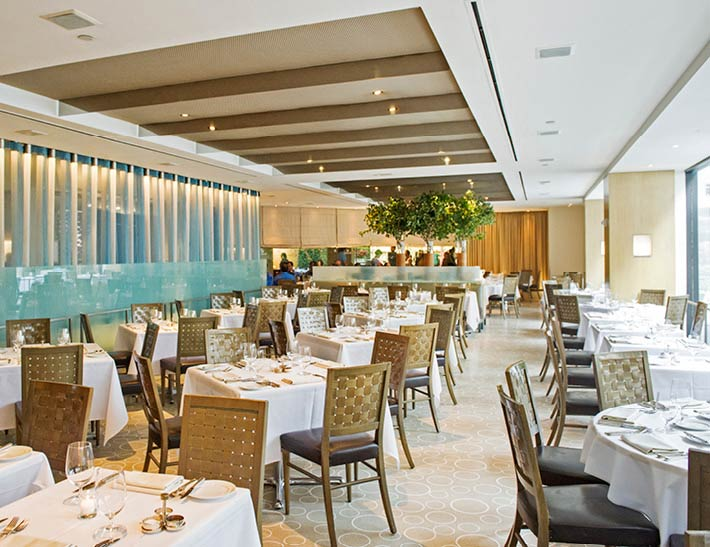 The Sea Grill Dining Room