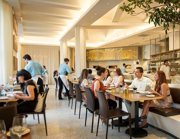 Stella 34 Dining Room