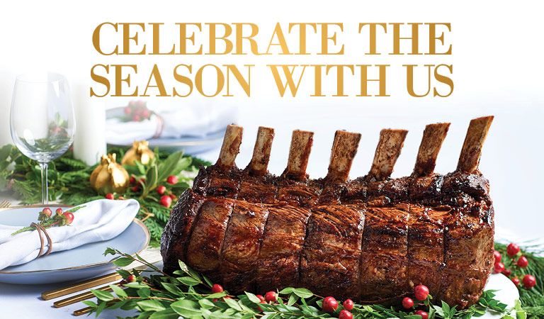 Celebrate the season with us