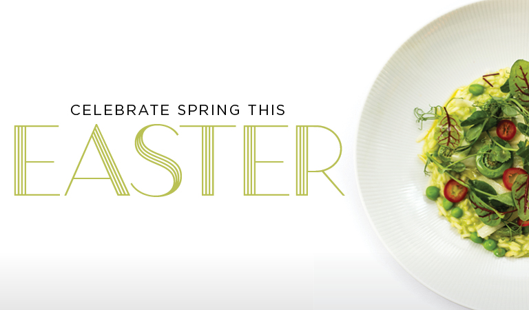 Celebrate Spring This Easter | New York City Easter Restaurants
