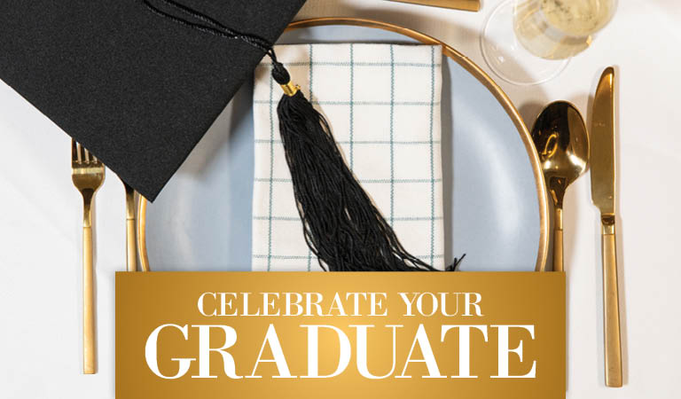 Celebrate Your Graduate | New York City Private Events