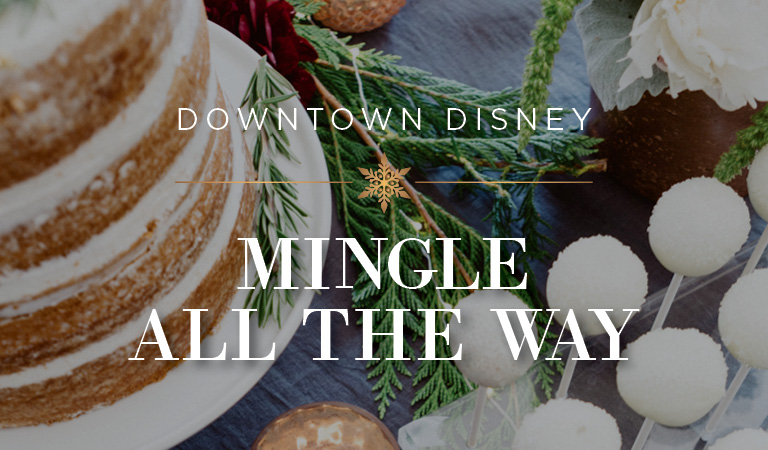 Holiday Planning Downtown Disney