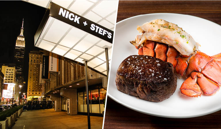 List Of Restaurants Near Madison Square Garden Patina Group