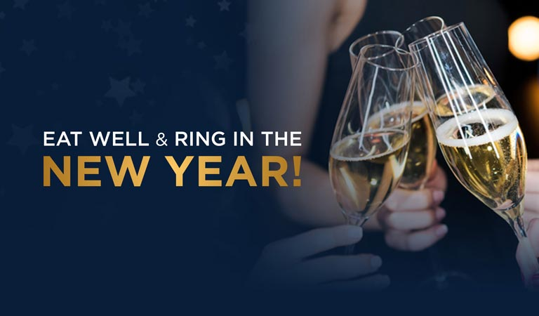 Ring In The New Year with Patina Restaurant Group