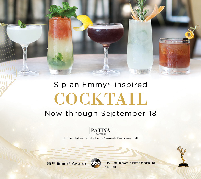 Emmy Awards 2016 Cocktails