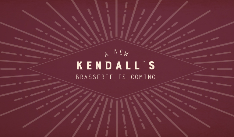 New Kendall's Brasserie Coming Soon DTLA