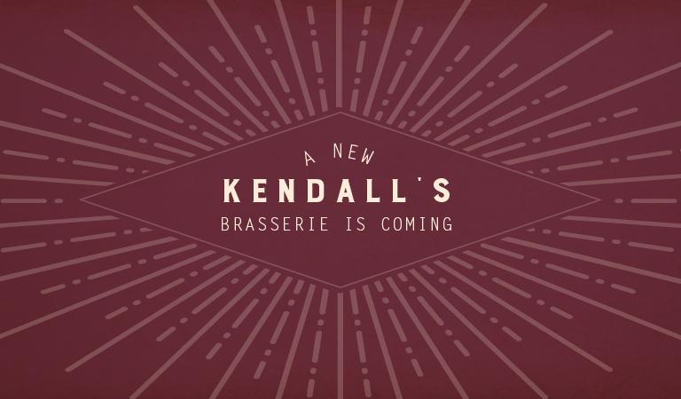 New Kendall's Brasserie Coming Soon DTLA