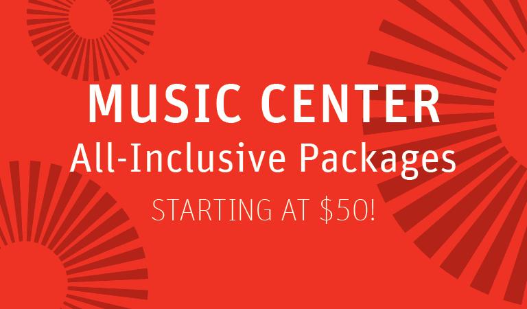 Music Center Skyline Offer