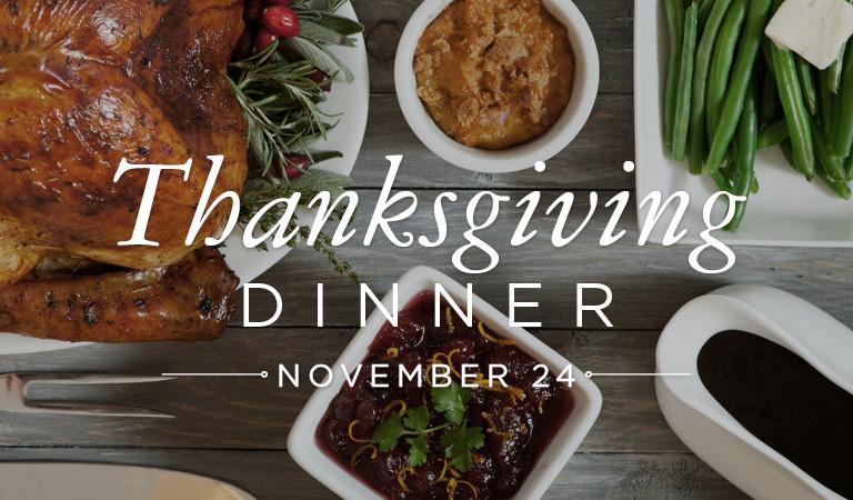 Thanksgiving Dinner Los Angeles