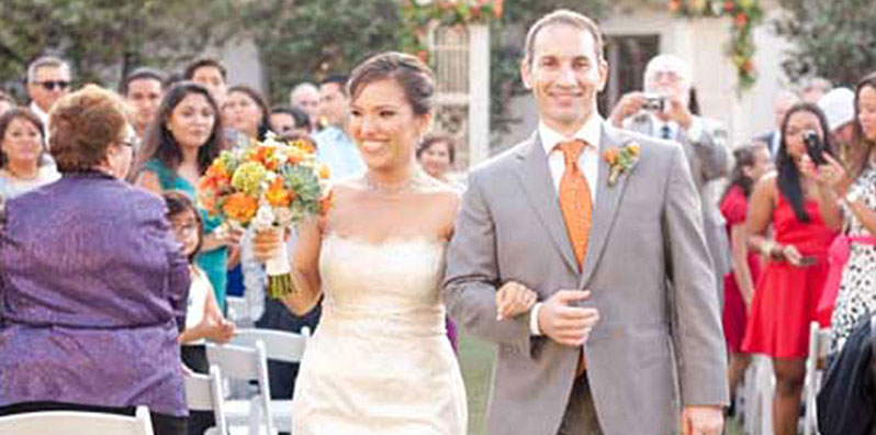 Weddings at Bowers Museum