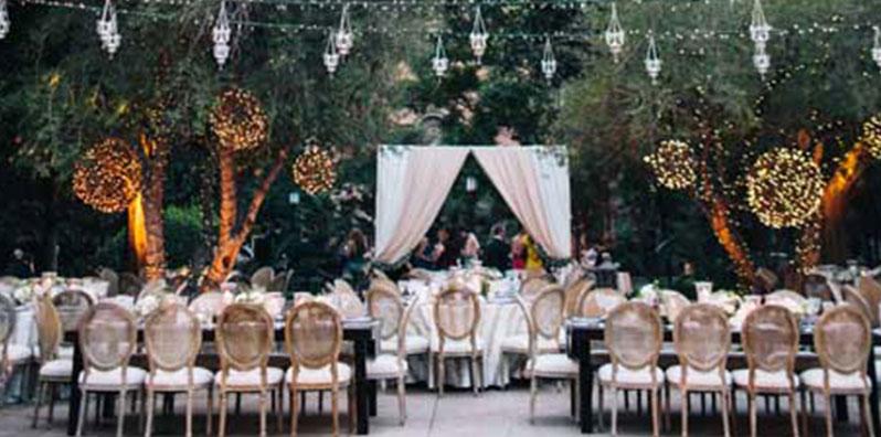 Wedding Ceremony in Downtown LA