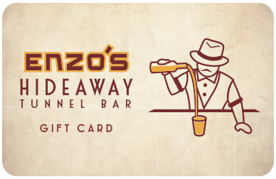 Enzo's Hideaway Gift Cards