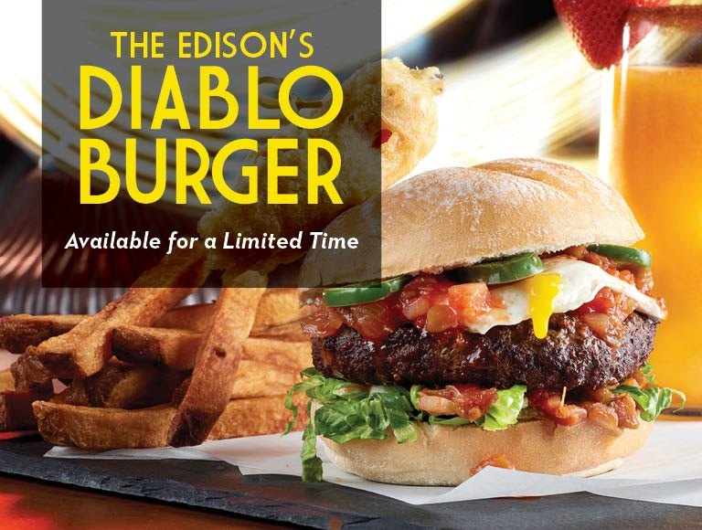 Diablo Burger, Disney Springs Restaurant
