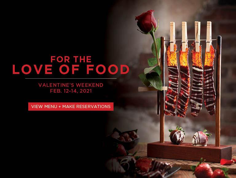 Celebrate Valentine's Day at The Edison