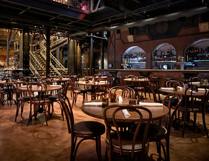 The Edison, Disney Springs Florida Restaurant