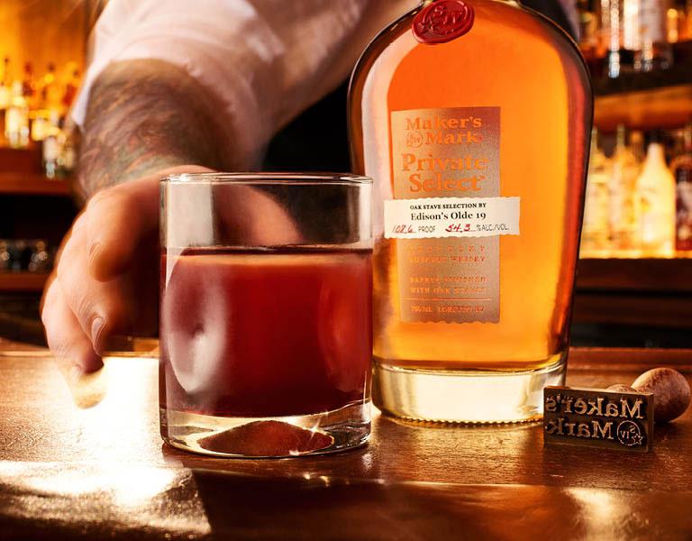 Classic cocktails, Disney Springs bar