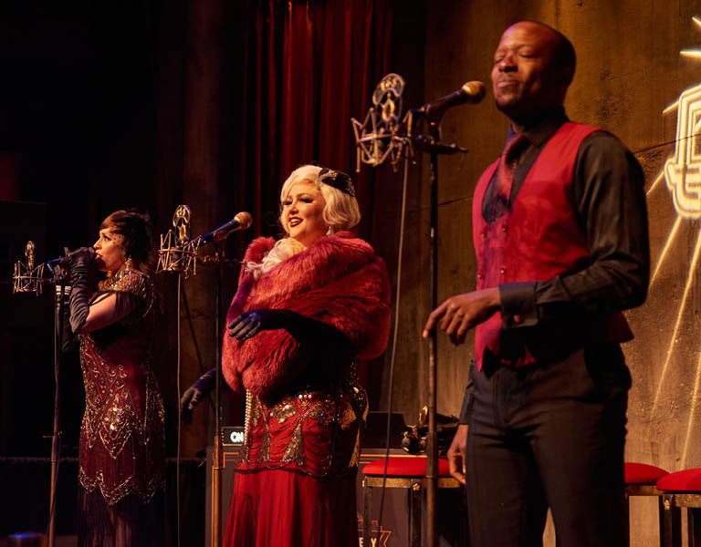 Chocolate Cake, The Edison, Florida