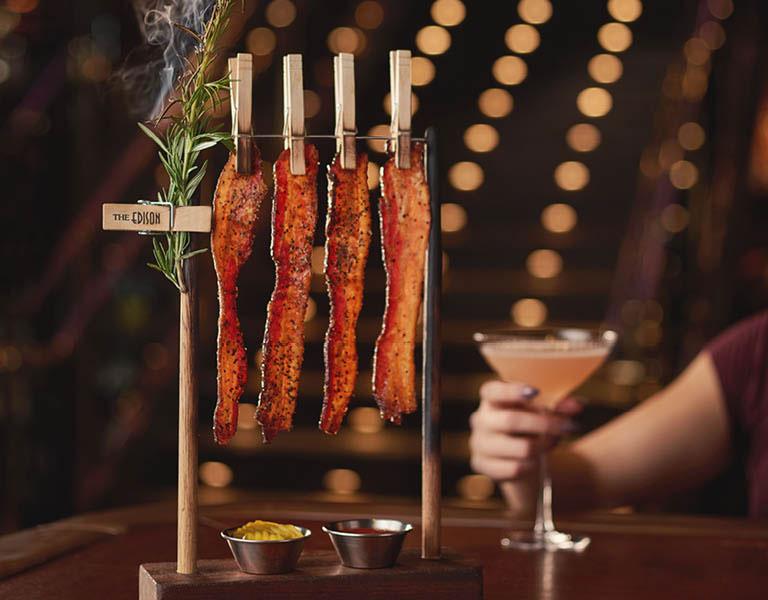 Shrimp Cocktail Appetizer, Disney Springs restaurant