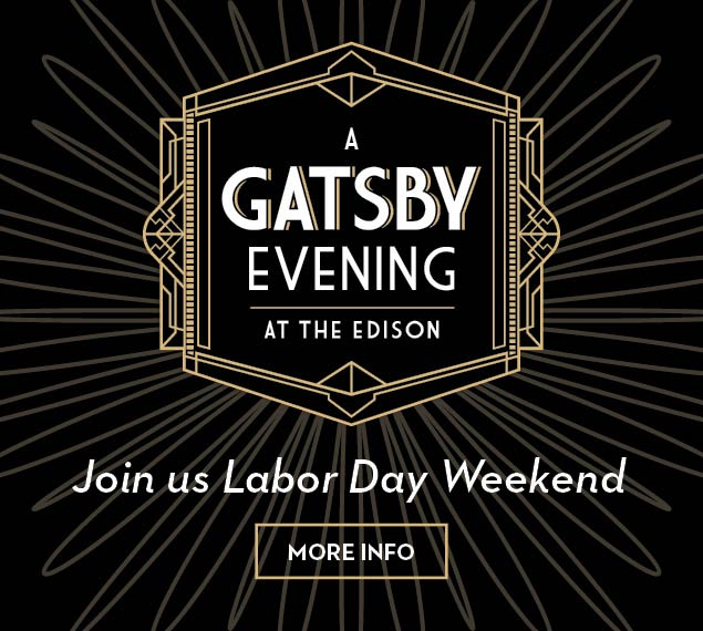 Get Your Tickets for A Gatsby Evening