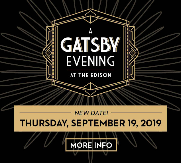 More Info | A Gatsby Evening at The Edison in Disney Springs on Thursday, September 19