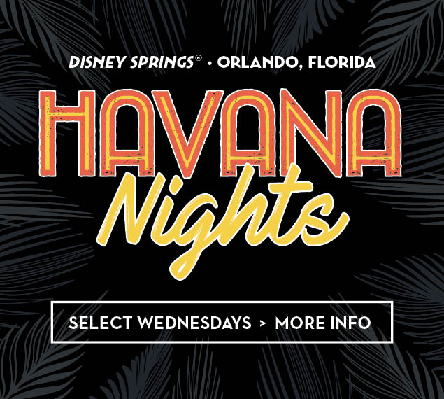 Havana Nights at The Edison in Disney Springs