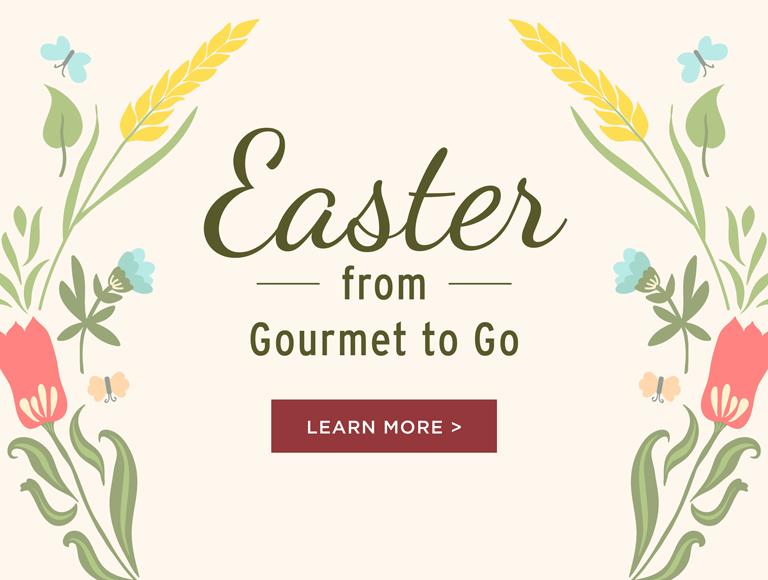 Easter Dinner to Go