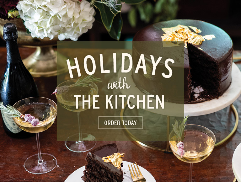 Order Today | Holidays with The Kitchen