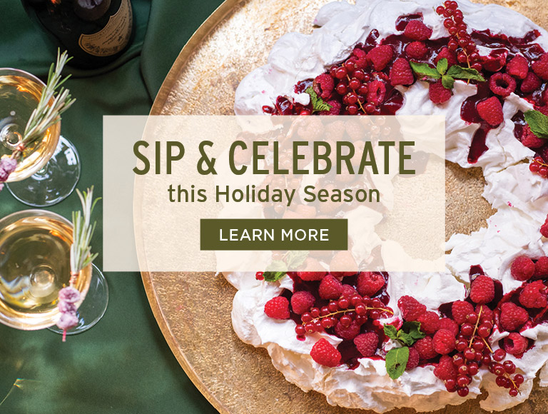 Learn More | Sip & Celebrate this Holiday Season at The Kitchen for Exploring Foods in Pasadena, CA