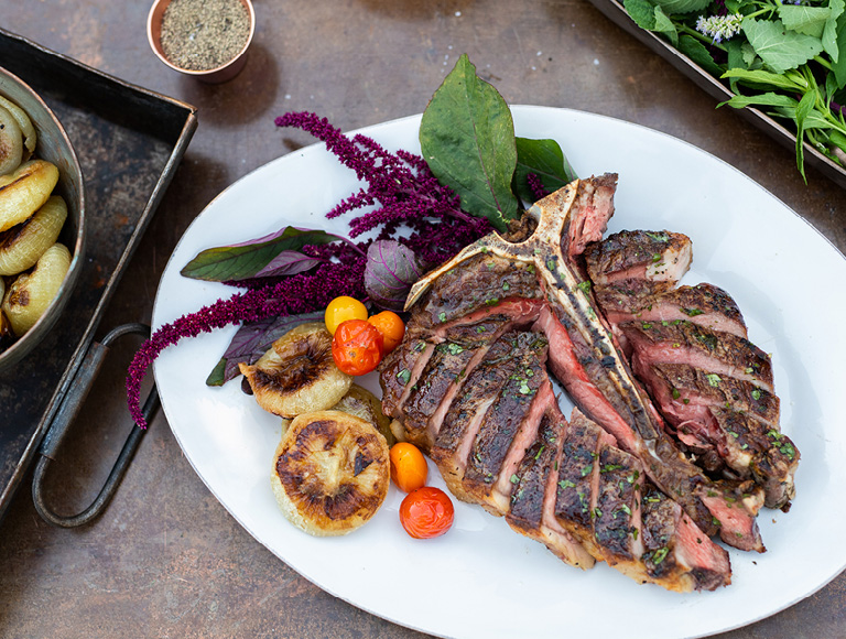 T-Bone Steak | Los Angeles Catering