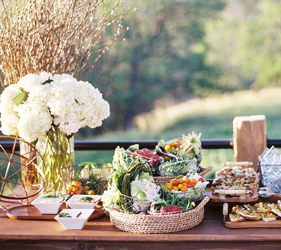 The Kitchen for Exploring Foods | Catering Los Angeles